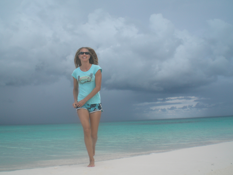 Guana Cay beach
