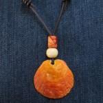 orange snäcka