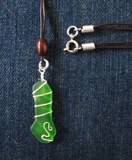 smycke seaglass