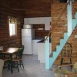 ocean frontier kitchen and living